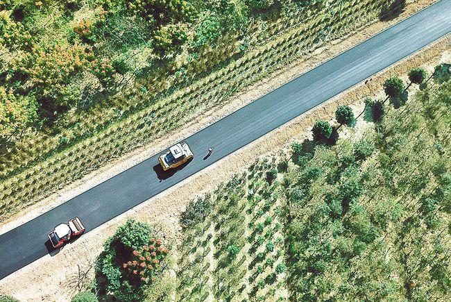合肥蜀山区打造乡村便捷路网